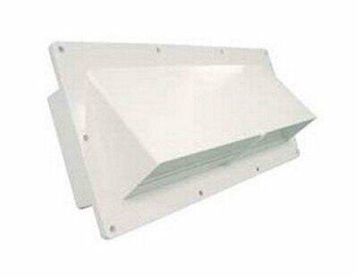 VENTLINE V2111-18 RV Trailer Camper Appliances Range Hood Vent Natural White