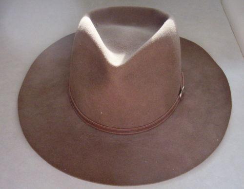 469cef4c7f7 Vintage Cowboy Hat