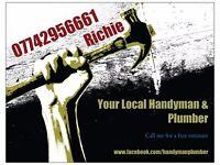 Your Local Handyman /Plumber