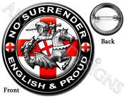 No Surrender Badge