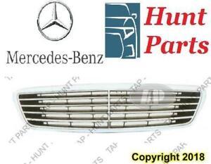 Mercedes Benz Grille Hood Bumper Cover Front Rear Fender Absorber Couverture Pare-Chocs Arrière Avant Aile Capot