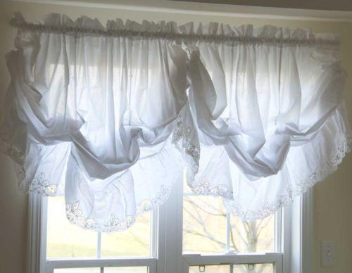 Pull Up Curtains Ebay