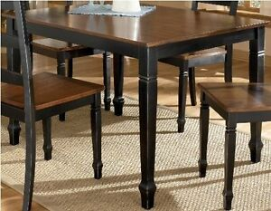 Ashley Country Retreat Dining table / chairs West Island Greater Montréal image 1