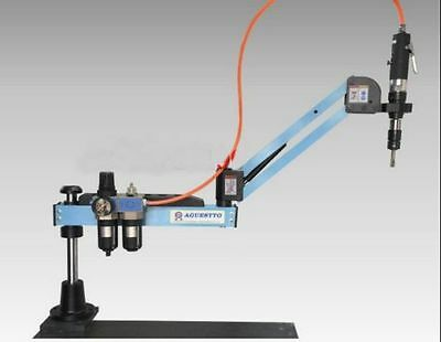 New Pneumatic Tapping Machine Arm And Quickrapid Change Tapping Collet M3-m12