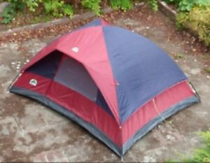 4 persons Tent - Combo set