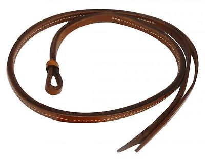 """BLACK Riding Quirt Whip Training Barrel Racing Aid Leather Popper 18/"""""""
