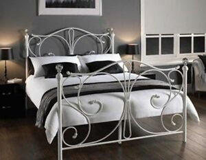 Double/Queen/King Royal Style New Metal Bed Frame Clayton Monash Area Preview