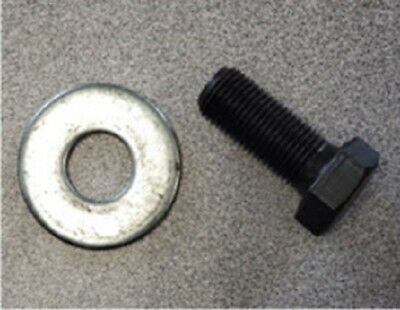 Blade Mounting Bolt And Washer For Darrell Harp Finish Mowers Fm00-4f Fm00-71