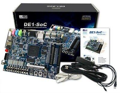Terasic De1-soc Development And Education Board Arm Cortex A9