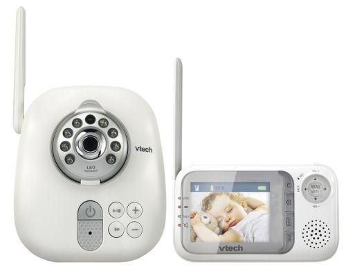 vtech safe and sound baby monitors ebay. Black Bedroom Furniture Sets. Home Design Ideas