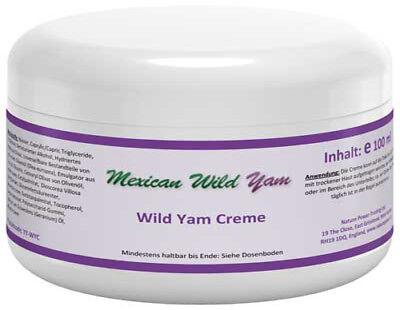 Nature Power Wild Yam Creme 100 ml