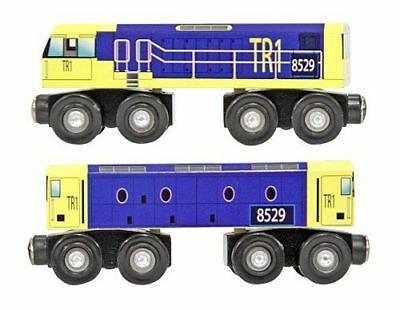 BUNDLE Melissa & Doug Locomotive and Diesel Engine & Freight Train new free ship ()