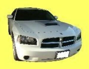 dodge charger 2006 2007 2008 2009 2010 hood scoop new. Black Bedroom Furniture Sets. Home Design Ideas