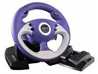 Saitek GTZ500 GameCube Wheel