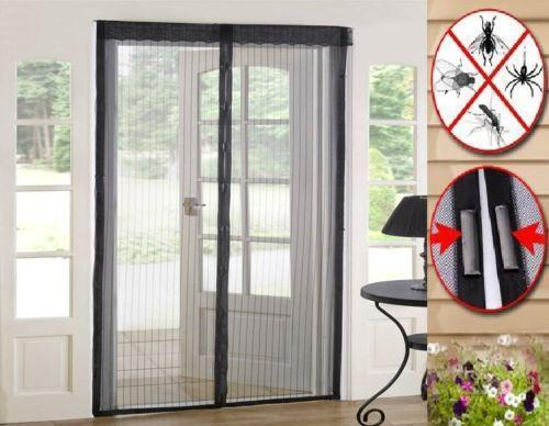 Magnetic Insect Door Screen Ebay