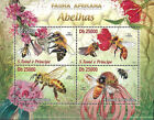 Insects Sao Tomean Stamps