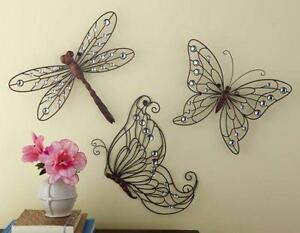 Superb Butterfly Wall Decor Hanging
