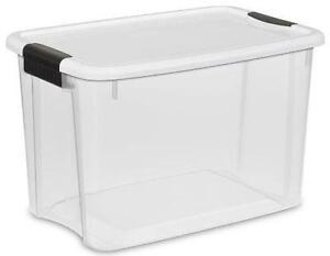 Plastic Storage Organizers