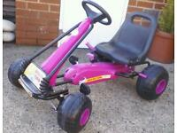 Gocart perfect condition like new seldom used £40.