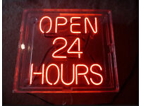 Open 24 hours in Paddington
