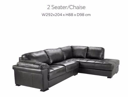 Sofology rimini corner sofa with storage footstool