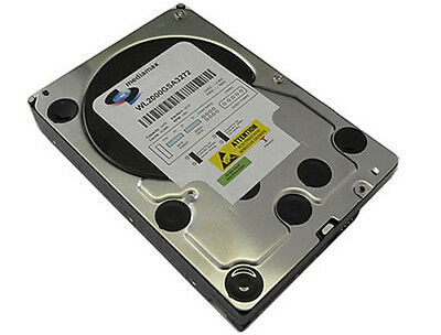 HDD 2TB (2000GB) 32MB Cache 7200RPM SATA2 3.5