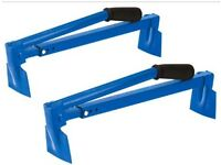 2X DRAPER EXPERT BRICK AND BLOCK LIFTING TONGS 90002