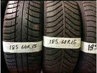 USED TYRES £15