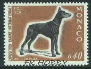 Monaco 1970 Mi 965 ** Pies Dog Hund Animals Pets Tiere Zwierzęta - Dabrowa, Polska - Monaco 1970 Mi 965 ** Pies Dog Hund Animals Pets Tiere Zwierzęta - Dabrowa, Polska