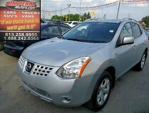 2008 Nissan Rogue SL AWD SUV SAFETIED & E-TESTED! CALL TODAY!