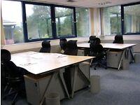 Fleet Serviced offices - Flexible GU51 Office Space Rental
