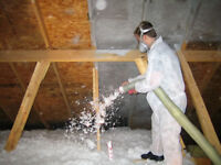 INSULATION REMOVAL AND BLOW IN ..... BEST PRICES !!!!