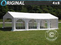 8m x 4 m Dancover Heavy Duty Party Tent