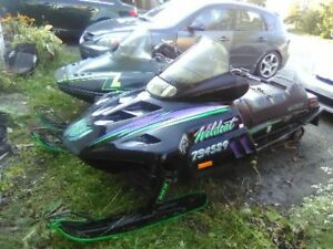 1995 Arctic Cat Wildcat Mountain Cat edition