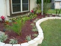 Landscaping Services - F