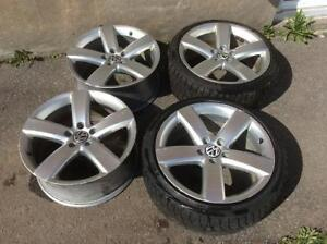 Mags 18 P VOLKSWAGEN (5x112)+TPMS pas cher !!