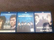 Internal Affairs Trilogy bluray Morley Bayswater Area Preview