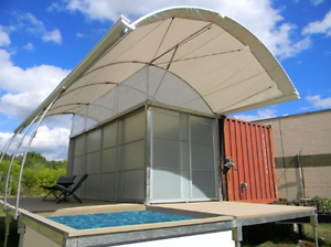 Unused 20foot Container Shelter Gailes Ipswich City Preview