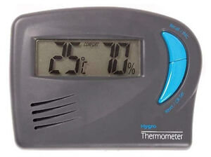Stretto Digital Hygrometer/Thermometer F/S $40 London Ontario image 1