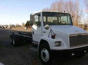 ACHAT DE CAMIONS TEL QUE INTER, FORD, KENWORTH ETC..