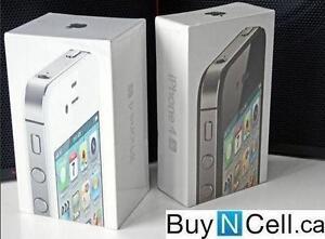 MINT iPHONE 4 16GB IN BOX + WARRANTY + ACCESSORIES