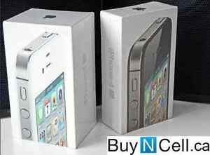iPHONE 4 AND 4S SALE - 6 GTA STORES + WARRANTY