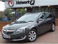 2016 Vauxhall Insignia 1.6 CDTi ecoFLEX SRi Nav 5 door [Start Stop] Diesel Estat