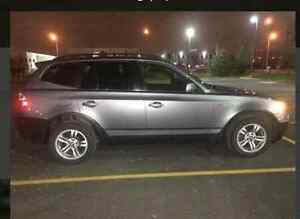 BMW X3 lady driven for sale