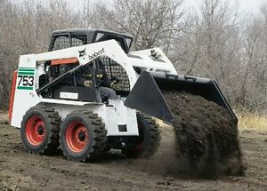 BOBCAT SERVICES,EXCAVATION & HAULING  WILLIAMS LAKE AND QUESNEL Williams Lake Cariboo Area image 2