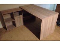 Big corner desk