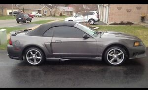 2003 Ford Mustang GT V8 Convertible FOR SALE
