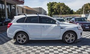 2016 Holden Captiva CG MY16 LTZ AWD White 6 Speed Sports Automatic Wagon Alfred Cove Melville Area Preview