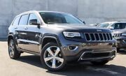 2013 Jeep Grand Cherokee WK MY2014 Limited Grey 8 Speed Sports Automatic Wagon Osborne Park Stirling Area Preview