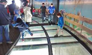 Tower Experience Tour at CN Tower